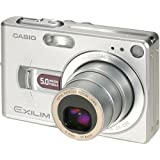 Casio Exilim EXZ50 5MP Digital Camera with 3x Optical Zoom