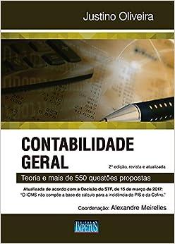 Book Contabilidade Geral (Em Portuguese do Brasil)