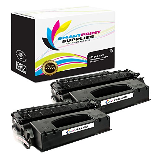 00a Toner - Smart Print Supplies C3900A 00A MICR Black Premium Compatible Toner Cartridge Replacement for HP 4V 4MV BX, Brother HL4 Printers (8,100 Pages) - 2 Pack