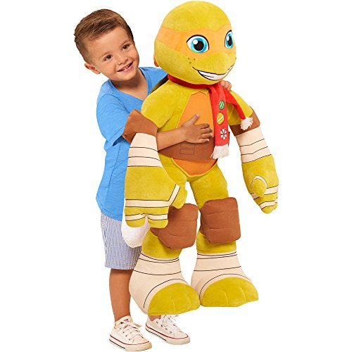 NEW! Teenage Mutant Ninja Turtles/TMNT Giant Michelangelo Plush Toy