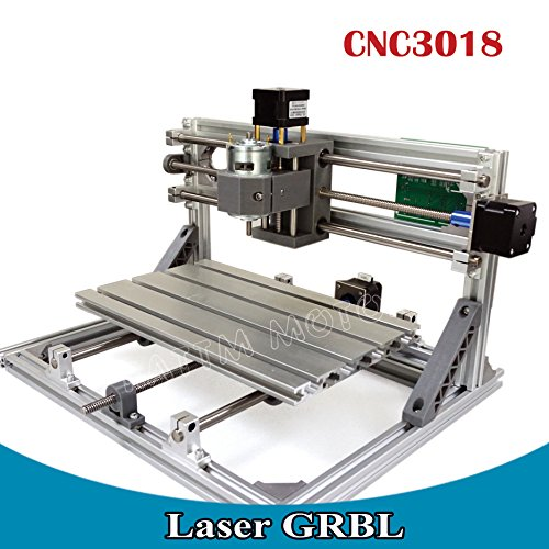 3018 GRBL control DIY mini CNC Carving Milling Engraving machine working area 30x18x4.5cm 3 Axis Pcb Milling machine,Wood Router, v2.5 by RATTMMOTOR