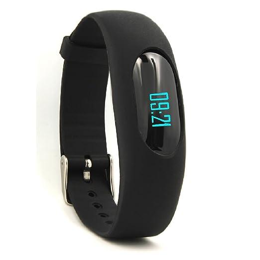 73 opinioni per Pedometro Non Bluetooth,YAMAY Fitness Activity Tracker Orologio Bracciale