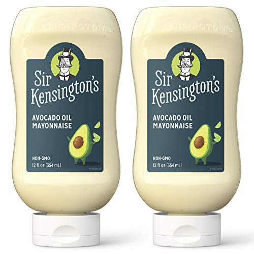 Sir Kensington's  Avocado Oil Mayonnaise 24 oz, 2 count (Best Olives To Eat)