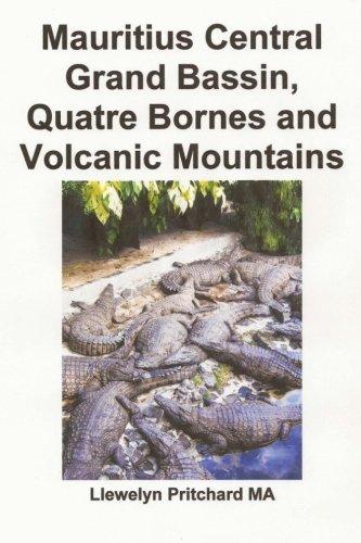Read Online Mauritius Central Grand Bassin, Quatre Bornes and Volcanic Mountains: Un Souvenir Collezione di fotografie a colori con didascalie (Foto Album) (Volume 12) (Italian Edition) pdf