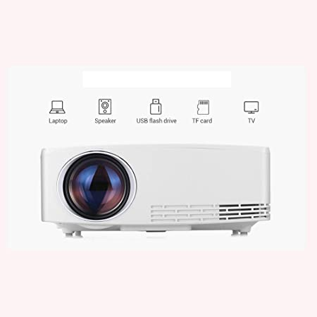 AI LIFE Proyector de Video Full HD 1080p (1280 x 720 ...
