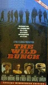 The Wild Bunch (Special Widescreen Original Director's Cut)