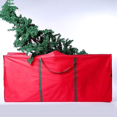 Euone  Christmas Clearance , 65 Inch Length Xmas Tree Storage Bag Heavy Duty Decoration Storage Bags ()