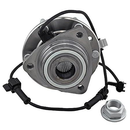 Front Wheel Hub Bearing Assembly Timken 513188 Moog 513188 SKF BR930470 Cross Reference WJB WA513188