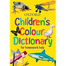 Children's Colour Dictionary: for homework help