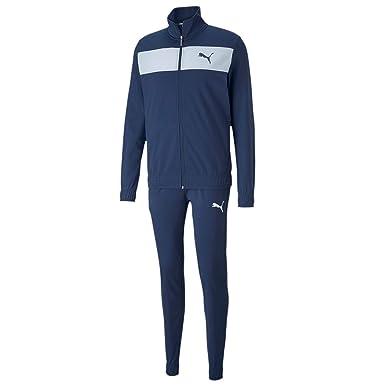 PUMA Techstripe Tricot Suit Cl Chándal, Hombre: Amazon.es ...