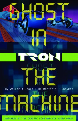 Read Online Tron Volume 1: Ghost in the Machine (v. 1) ebook