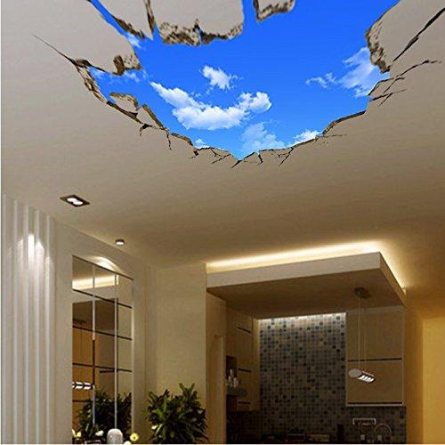Lifeup 3d Adesivi Murali Grandi Camera Da Letto Soggiorno Cielo