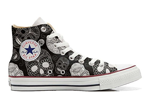 Converse All Star personalisierte Schuhe - HANDMADE SHOES - Paisley