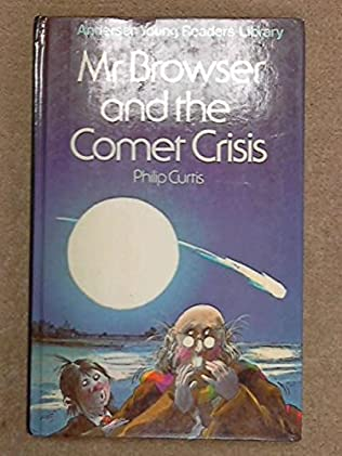 book cover of Mr. Browser and the Comet Crisis