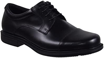 Mens Rockport Editorial Offices Cap Toe Oxford Amazonco