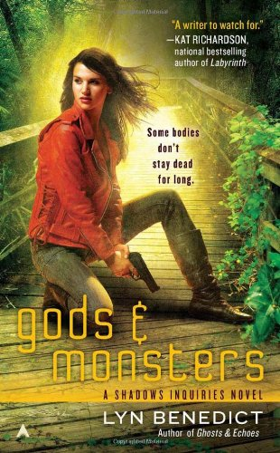 book cover of Gods & Monsters
