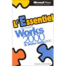 l'essentiel works 2000 + works suite 2000 (poche)