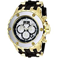 Men's 27914 Specialty Quartz Chronograph White Wood Dial Watch
