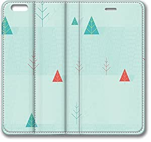 E-luckiycase Leather Cover Simple Winter Case For Samsung Note 4 Cover Case (Inch)