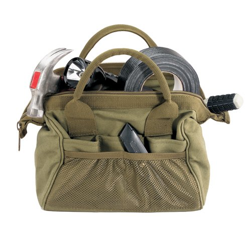 2007 Backpack Bag - Rothco Heavyweight Canvas Platoon Tool Bag