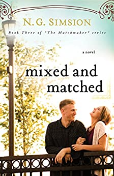 Mixed Matched novel Contemporary Matchmaker ebook product image