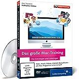 Das große Mac-Training - Für Einsteiger und Umsteiger (PC+Mac)