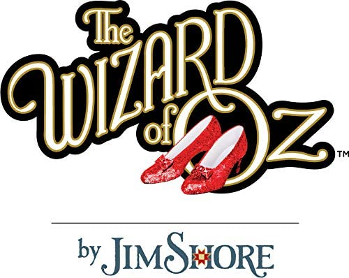 Wizard of Oz by Jim Shore Figurine, Resin, Multi-Colour Colour, One Size