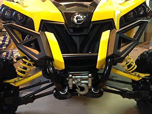 2015 Can Am Maverick Winch Mount by EMP - Materials Maverick