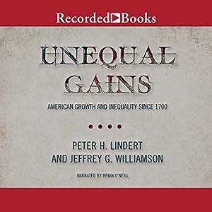 Unequal Gains Audiobook