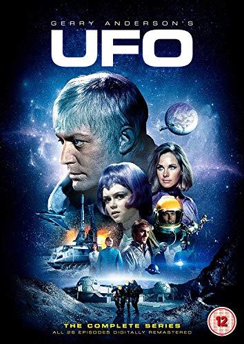 UFO Series 1 & 2 [DVD] [2018] (Ufo Series Dvd Tv)