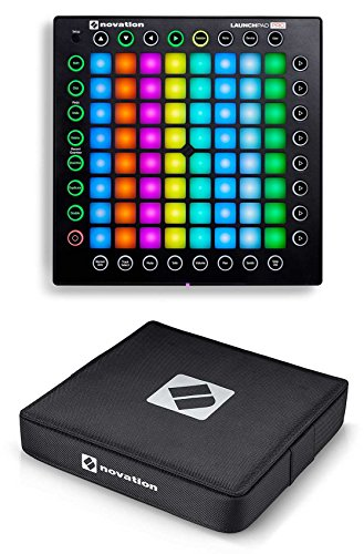 - Novation Launchpad Pro Ableton Live USB MIDI RGB 64-Pad DJ Controller+Case