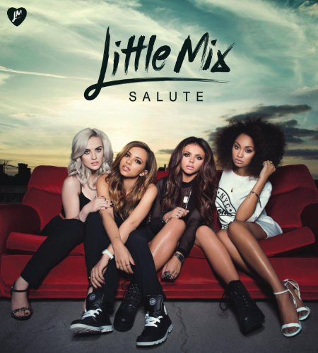 CD : Little Mix - Salute (Deluxe Edition)