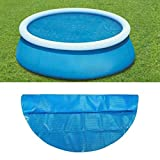 8ft Round Pool Solar Cover Protector Round Bubble