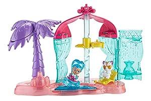 Fisher-Price Nickelodeon Shimmer & Shine, Teenie Genies, Genie Beach Playset