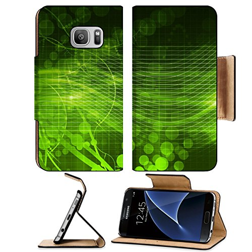 Liili Premium Samsung Galaxy S7 Flip Pu Leather Wallet Case Presentation Abstract of Web Data Apps Abstract Photo 19839376 Simple Snap Carrying (Best Corporate Gifts For Clients)