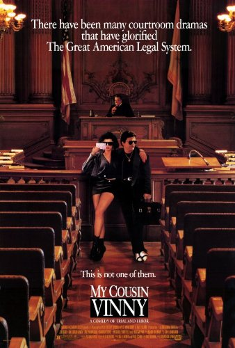 Image result for my cousin vinny poster