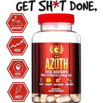 Amazon Com Addrena Focus Pep Otc Stimulants Brain