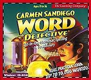 Carmen Sandiego Word Detective