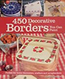 450 Decorative Borders You Can Paint, Jodie Bushman, 1581806906