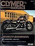2004-2013 HARLEY-DAVIDSON XL 883 & 1200 SPORTSTER SERVICE MANUAL M427-4