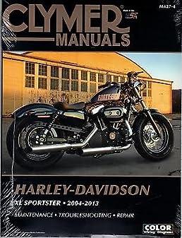 2004 2013 harley davidson xl 883 1200 sportster service manual rh amazon com 2014 Harley-Davidson Sportster 1200C Harley-Davidson XL 1200
