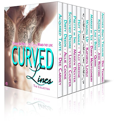 Curved Lines by Lexxie Couper and various authors