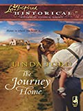 Front cover for the book The Journey Home by Linda Ford