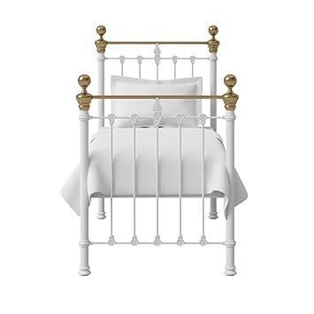 The Original Bed Co Lit Hamilton Cadre De Lit En Métal Et Fer Avec