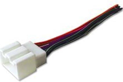 amazon.com: stereo wire harness ford f-150 99 00 01 02 03 1999 2000 2001  2002 2003 (car radio wiring installation parts): car electronics  amazon.com