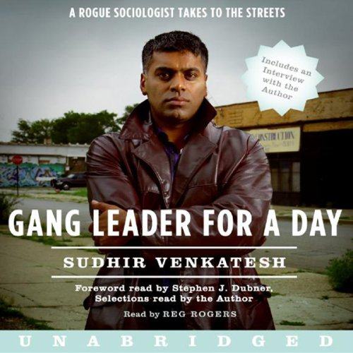 Pdf Social Sciences Gang Leader for a Day: A Rogue Sociologist Takes to the Streets