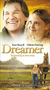Dreamer-Inspired By a True Story [VHS]