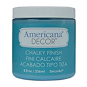 Deco Art Americana Chalky Finish Paint, 8-Ounce, Escape
