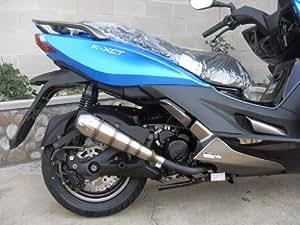 KYMCO K-XCT 125 cc i.e. '13-'14: Amazon.es: Coche y moto