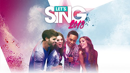 (Let's Sing 2018 - Platinum Edition - Nintendo Switch [Digital Code])